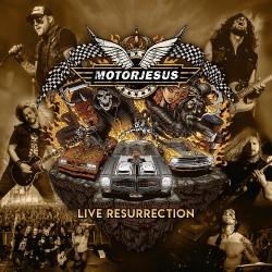 Motorjesus - Live Resurrection - LP