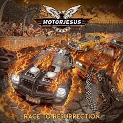 Motorjesus - Race To Resurrection - DOUBLE LP Gatefold