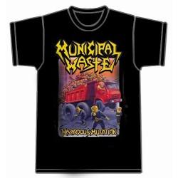 Municipal Waste - Hazardous mutation - T-shirt (Homme)
