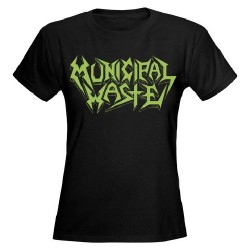 Municipal Waste - Logo - T-shirt (Women)