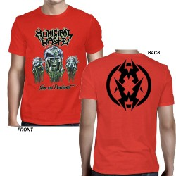 Municipal Waste - Slime And Punishment Red - T-shirt (Homme)