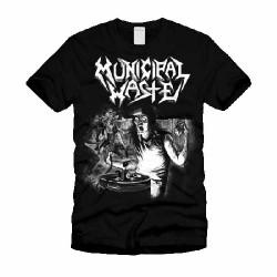 Municipal Waste - The Art Of Partying (Vintage) - T-shirt (Men)