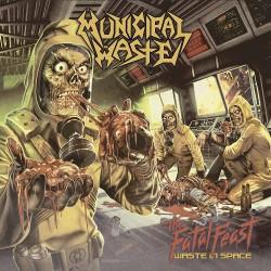 Municipal Waste - The Fatal Feast - LP Gatefold Coloured