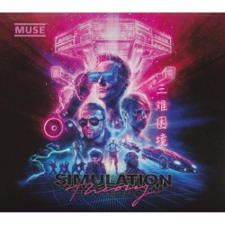 Muse - Simulation Theory - CD DIGISLEEVE