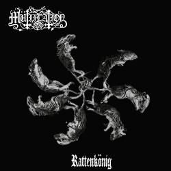 Mutiilation - Rattenkönig - LP COLOURED