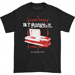 My Chemical Romance - Coffin - T-shirt (Homme)
