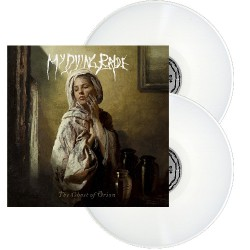 My Dying Bride - The Ghost Of Orion - DOUBLE LP GATEFOLD COLOURED