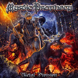Mystic Prophecy - Metal Division - CD DIGIPAK