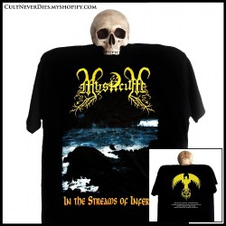 Mysticum - In The Streams Of Inferno - T-shirt (Homme)