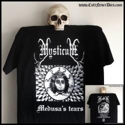 Mysticum - Medusa's Tears (Demo) - T-shirt (Homme)