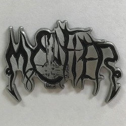 Mystifier - Logo - METAL PIN
