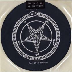 Nachtmystium - Reign Of The Malicious - LP PICTURE