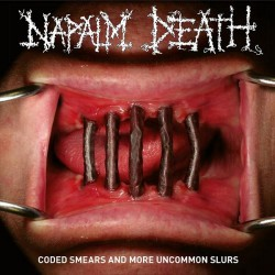 Napalm Death - Coded Smears And More Uncommon Slurs - DOUBLE LP Gatefold