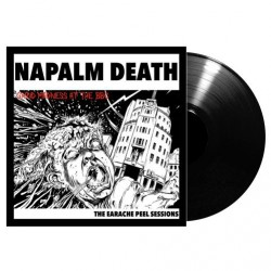 Napalm Death - Grind Madness At The BBC - LP