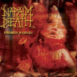 Napalm Death - Punishment in Capitals - CD DIGIPAK