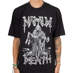 Napalm Death - Reaper - T-shirt (Homme)
