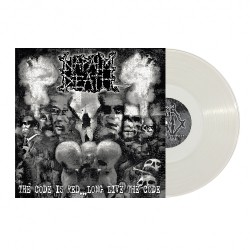 Napalm Death - The Code Is Red... Long Live The Code - LP COLOURED