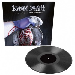 Napalm Death - Throes of Joy in the Jaws of Defeatism - LP