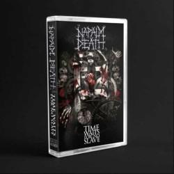 Napalm Death - Time Waits For No Slave - CASSETTE
