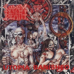Napalm Death - Utopia Banished - LP