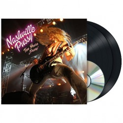 Nashville Pussy - Ten Years Of Pussy - Double LP Gatefold + CD