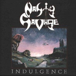 Nasty Savage - Indulgence - LP COLOURED