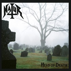Natur - Head Of Death - CD