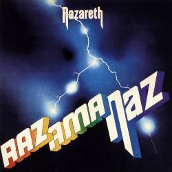 Nazareth - Razamanaz - LP COLOURED