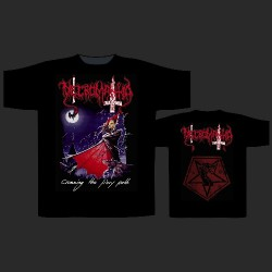 Necromantia - Crossing The Fiery Path - T-shirt (Homme)