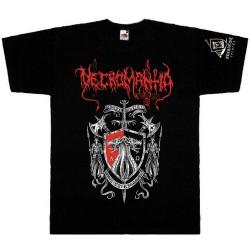 Necromantia - Hellenic Black Cult - T-shirt (Men)