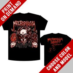Necrophagia - Deathtrip 69 - Print on demand