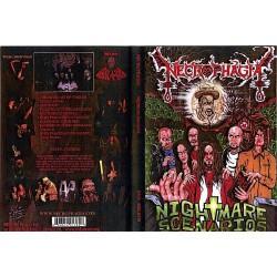 Necrophagia - Nightmare scenarios - DVD