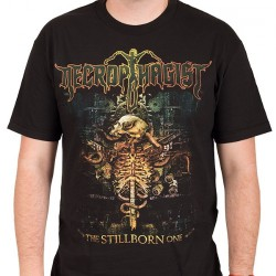 Necrophagist - The Stillborn One - T-shirt (Homme)