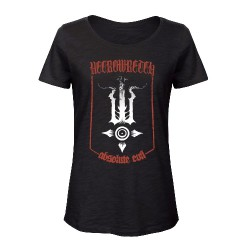Necrowretch - Absolute Evil - T-shirt (Femme)
