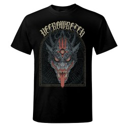 Necrowretch - Beast Gold - T-shirt (Homme)