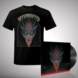 Necrowretch - Bundle 4 - LP gatefold + T-shirt bundle (Homme)