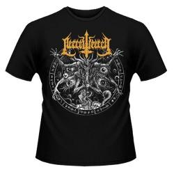 Necrowretch - Satanic Slavery - T-shirt (Homme)