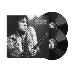 Neil Young - Santa Cruz 1984 - DOUBLE LP Gatefold