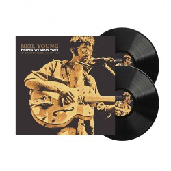 Neil Young - Time Fades Away Tour - DOUBLE LP Gatefold