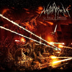 Nephren-Ka - The Fall of Omnius - CD
