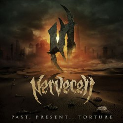 Nervecell - Past, Present...Torture - LP