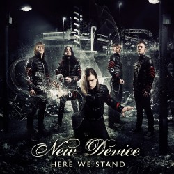 New Device - Here We Stand - CD