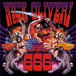 Nick Oliveri - N.O. Hits At All Vol.666 - CD DIGIPAK