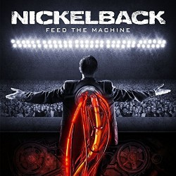Nickelback - Feed The Machine - CD