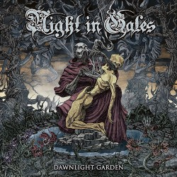 Night In Gales - Dawnlight Garden - CD DIGIPAK