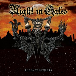 Night In Gales - The Last Sunsets - LP Gatefold