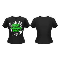 Night Of The Living Dead - Poster - T-shirt (Women)