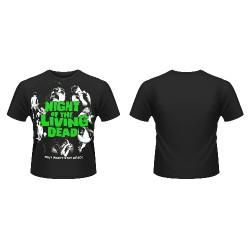 Night Of The Living Dead - Poster - T-shirt (Men)