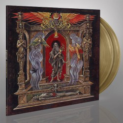 Nightbringer - Hierophany of the Open Grave - DOUBLE LP GATEFOLD COLOURED