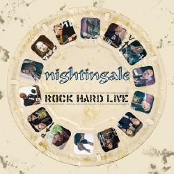 Nightingale - Rock Hard Live - LP Gatefold